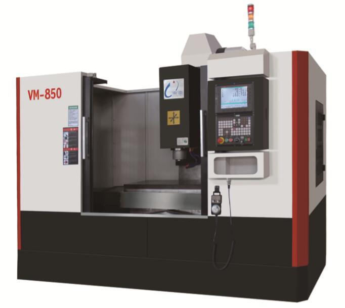 VM-850立式数控铣床系列
