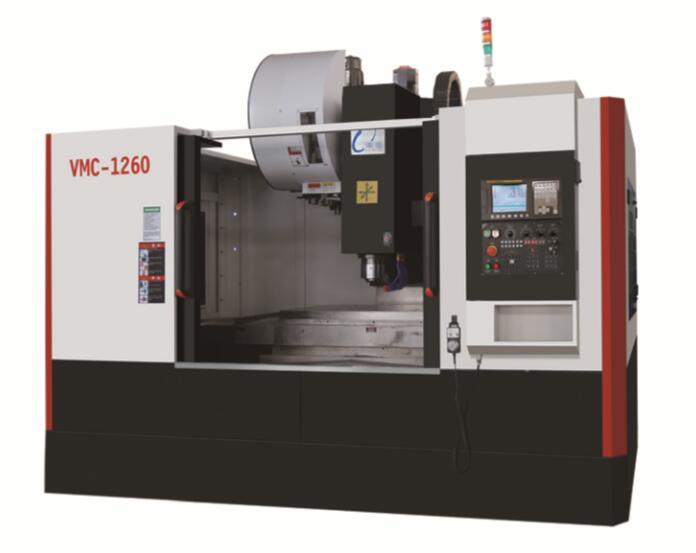 VMC-1260立式加工中心